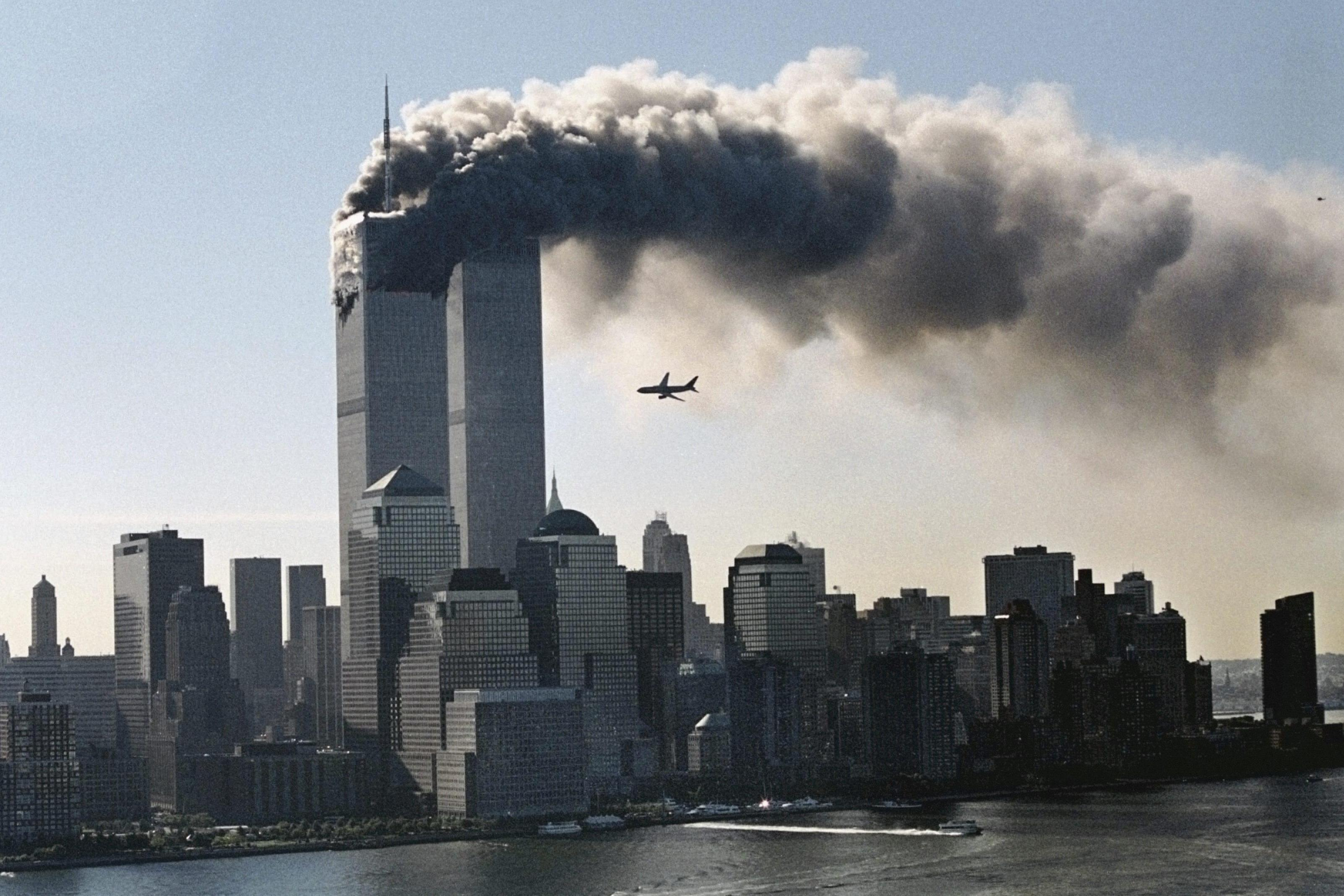 a recollection of the events of the september 11th attacks in the us